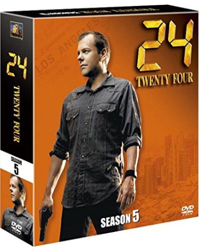 『 24 -TWENTY FOUR- シーズン5』の出演者って、どこかで見たことのある人がいっぱい