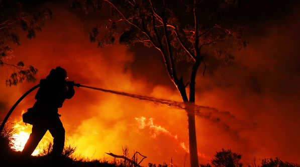 アメリカ・南カリフォルニアの山火事の名前を調べてみました。